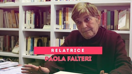 Paola Falteri - Percorsi al Femminile