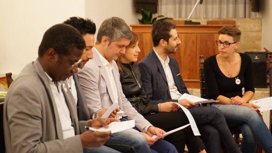 umbrianetwork Intervista a Dramane Wagué