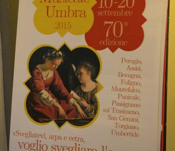 Programma Sagra Musicale Umbra 2015