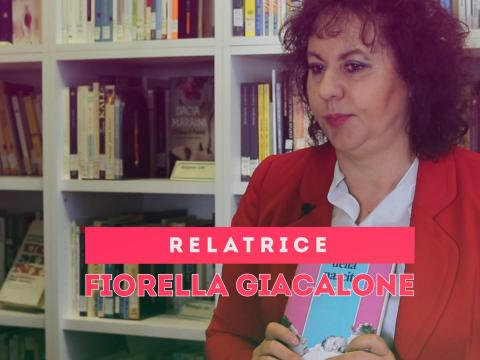 Fiorella Giacalone - Percorsi al Femminile