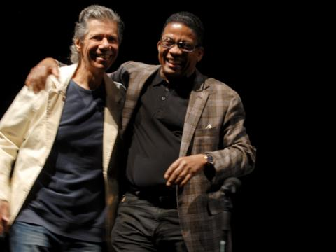Chick Corea & Herbie Hancock Umbria Jazz 2015