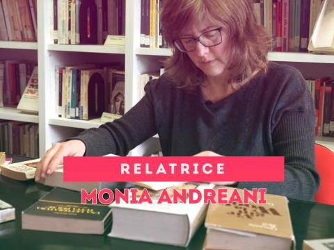 Monia Andreani - Percorsi al Femminile