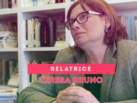 Teresa Bruno - Percorsi al Femminile