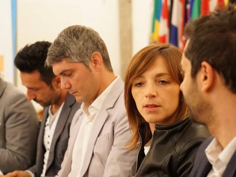 umbrianetwork Intervista a Chiara Pucciarini