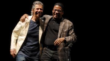 Chick Corea & Herbie Hancock Umbria Jazz 2015