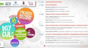Day-Cul: Erasmus+ a Perugia