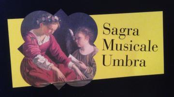 Sagra Musicale Umbra 2015